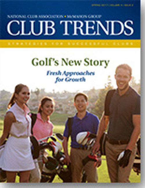 Club Trends - Golf's New Story