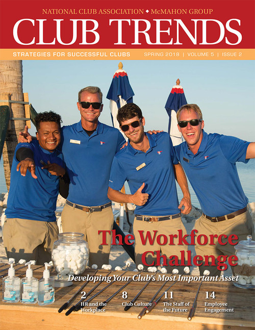 2018 Club Trends | 5.2 | The Workforce Challenge