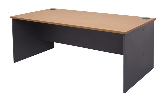 Quick Worker One Person Open Workstation Desk