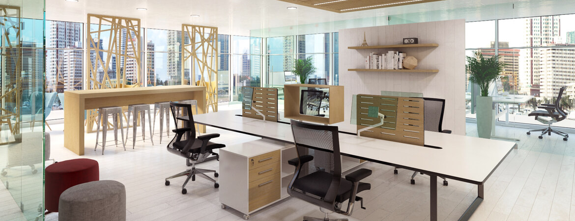 Urban Hyve Office Furniture & Workplace Design Services