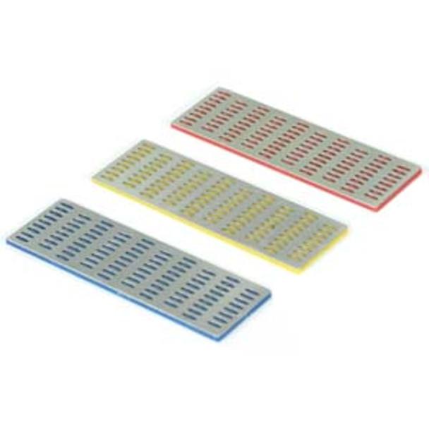 DIAMOND SHARPENING STONE 3PCS 2IN. X 6IN.