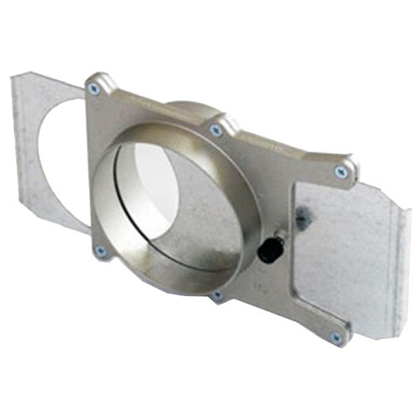 BLAST GATE METAL 4IN. SELF CLEANING