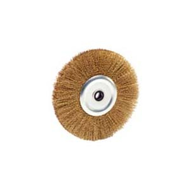 WIRE BRUSHES CRIMPED 200MM 5/8IN. DIA