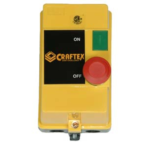 MAGNETIC SWITCH 3HP 220V 14A 17A CSA