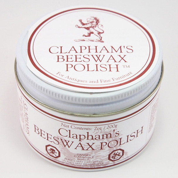 BEESWAX POLISH CLAPHAMS 7 OZ