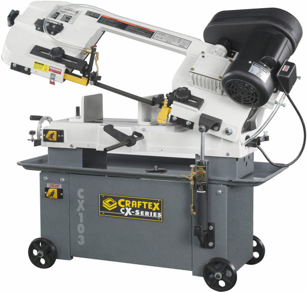METAL B/SAW 7IN. X12IN. 1HP CSA CRAFTEX CX103
