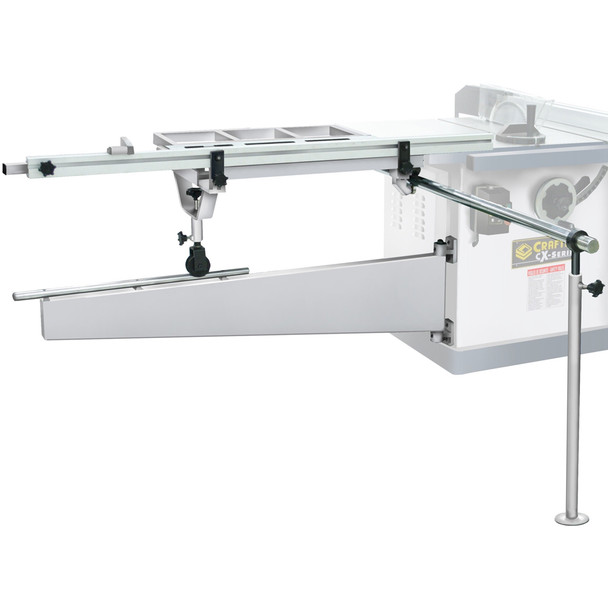 SLIDING TABLE ATTACHEMENT CX205 AND CX206