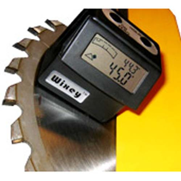 DIGITAL ANGLE GAUGE WITH LEVEL WIXEY