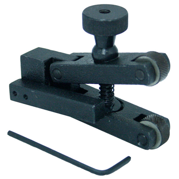 ADJUSTABLE KNURLING TOOL HOLDER