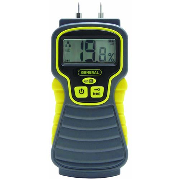 DIGITAL MOISTURE METER GENERAL TOOLS