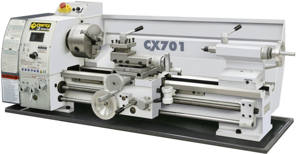 METAL LATHE 12IN. X28IN. WITH DIGITAL READOUT CX701