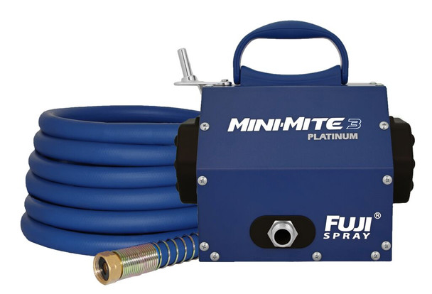MINI MITE 3 TURBINEAND HOSE W/O SPRAY GUN