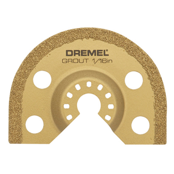 GROUT REMOVAL BLADE 1/16IN. MULTI MAX