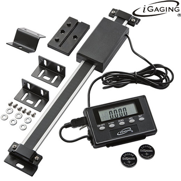 DIGITAL REMOTE READOUT 0 6IN. IN AND METRIC
