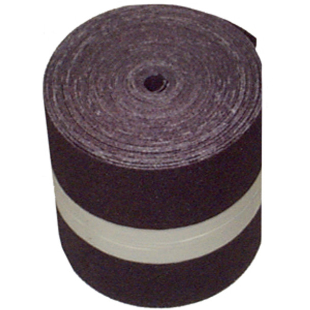 SANDING PAPER ROLL 80G 4IN. X 25FT