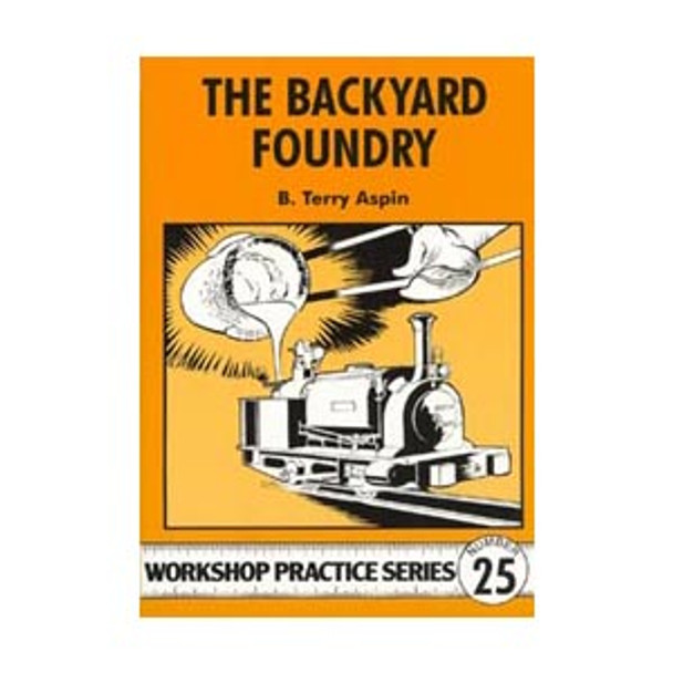 BOOK BACKYARD FOUNDRY