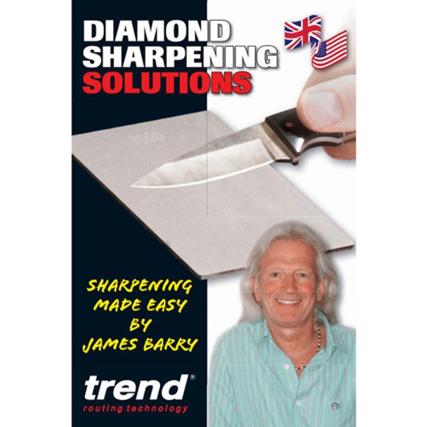 BOOK TREND DIAMOND SHARPENING USA