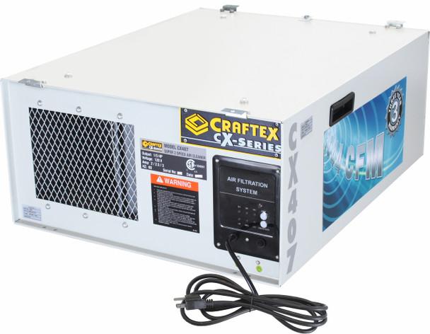 AIR FILTER 3 SPEED CRAFTEX CSA CX SERIES CX407