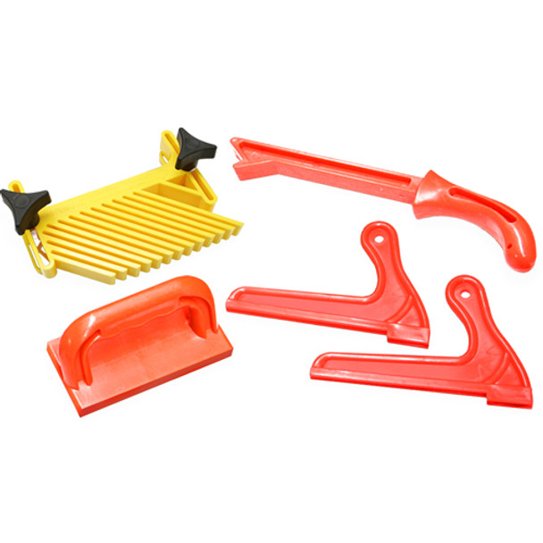 FEATHER BOARD SAFETY 5 PC SET