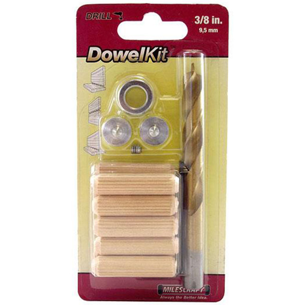 DOWELKIT 3/8IN.