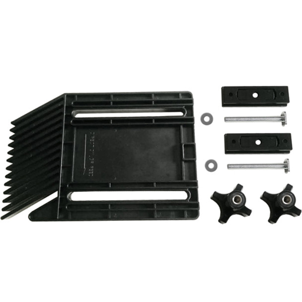 DELUXE FEATHER BOARD WITH T SLOT HOLDER