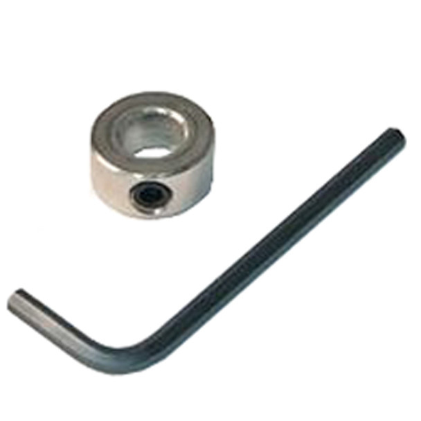 DEPTH COLLAR AND ALLEN WRENCH FOR 3/8IN. BIT
