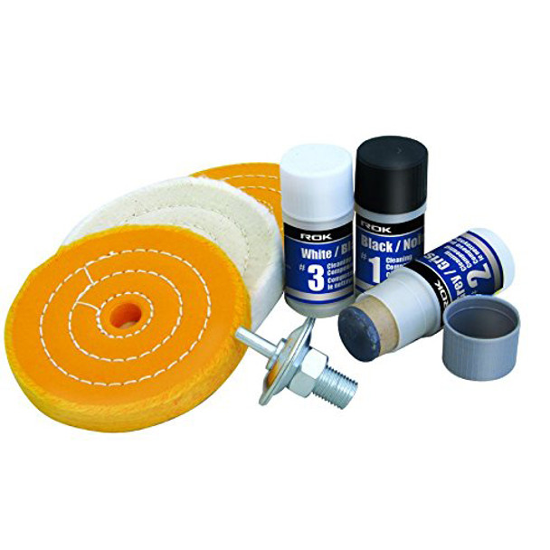 CLEANING AND POLISHING KIT
