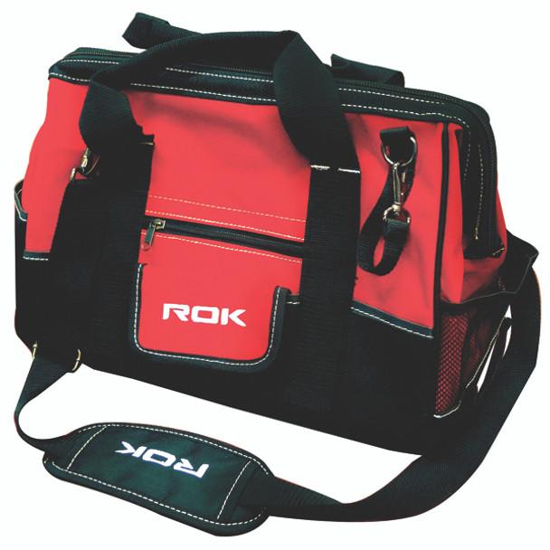 TOOL BAG 16IN RED/BLACK