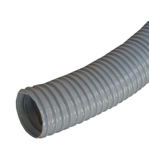 PVC HOSE 3IN. GREY 25 FEET