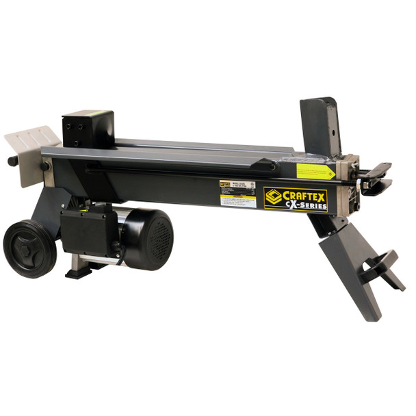 5 TON LOG SPLITTER CRAFTEX CX SERIES