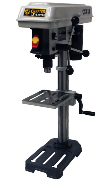 10IN. DRILL PRESS WITH LED LIGHT CRAFTEX C