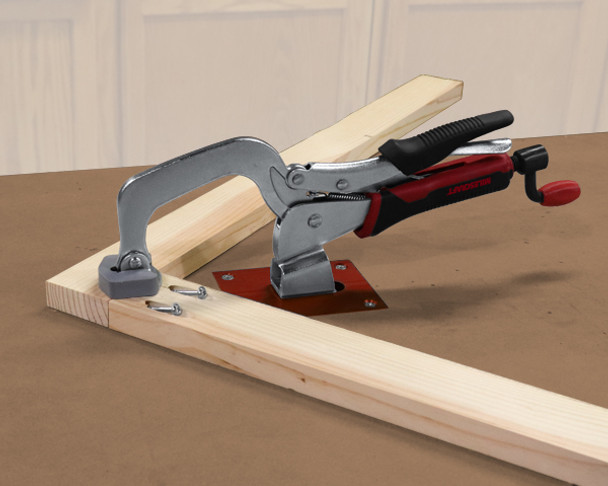 3IN. BENCH CLAMP MILESCRAFT