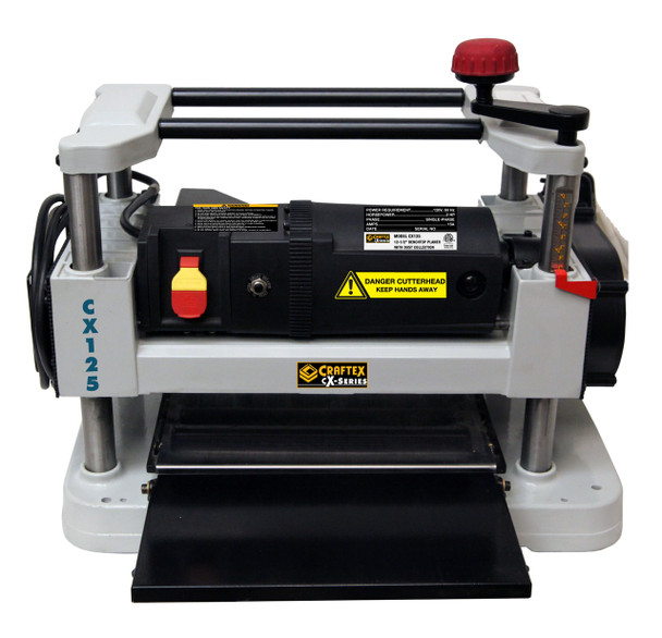 12.5IN. BENCH TOP PLANER WITH DC CRAFTEX