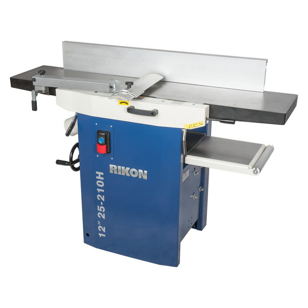 12IN. JOINTER PLANER COMBO HELICAL RIKON