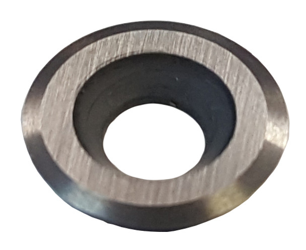 CARBIDE TIP MID FINISH AND HOLLOW NEGATIVE