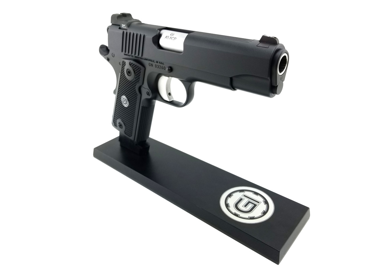 No Name CCO Custom 1911 Pistol For Sale   Guncrafter Industries