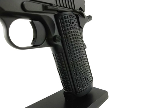 Frag Pattern Grip Panels for Government and Commander 1911's | Guncrafter Industries