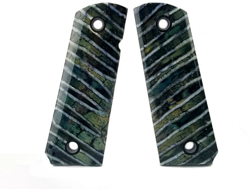 Mammoth Tooth Grips Forest Green
