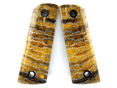 Mammoth Tooth Grips Gold/Brown