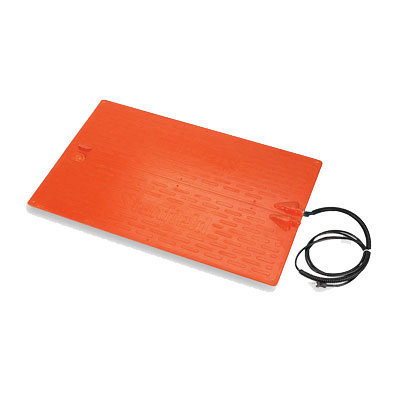 Dog Heat Mat No More Straw, Newspaper, or rugs ... the Dog Heat Mat keeps your pet warm without the maintenance of yesteryear methods.