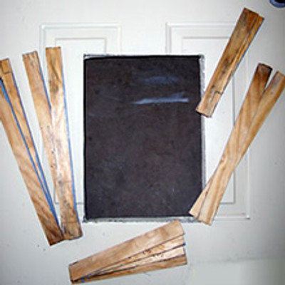 Superbe The Optional STEEL DOOR TRIM KITS Are Designed To Cover The Raw Metal Edge  On A