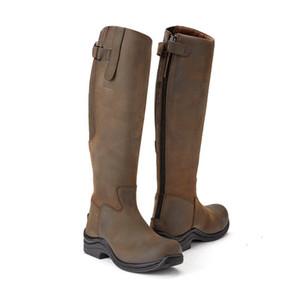 Toggi Calgary Riding Boots - Cheeko Brown