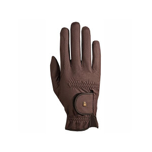 Roeckl Winter Chester Gloves - Mocha