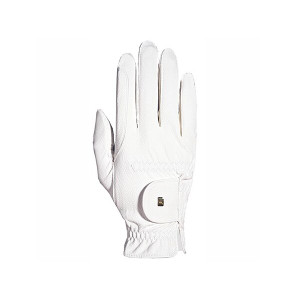 Roeckl Winter Chester Gloves - White