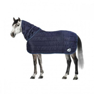 Masta Quilted Rug Lining - Combo with Neck Cover - Navy