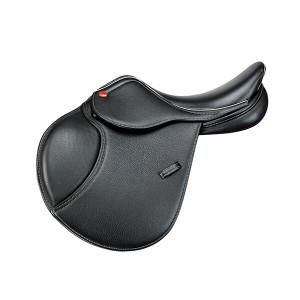 John Whitaker Barnsley Pony Saddle - Black