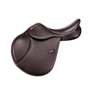 John Whitaker Barnsley Pony Saddle - Havana Brown
