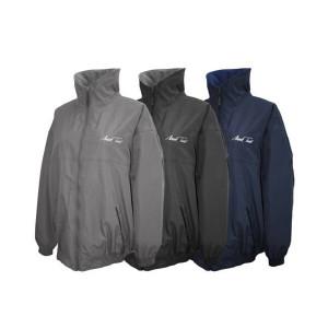 Mark Todd Fleece Lined Blouson Unisex Jacket - Anthracite Grey