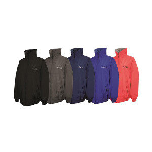 Mark Todd Fleece Lined Blouson Unisex Jacket - Royal Blue