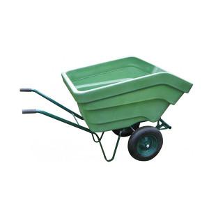 King Barrow Extra Heavy Duty Wheelbarrow - 300 litre